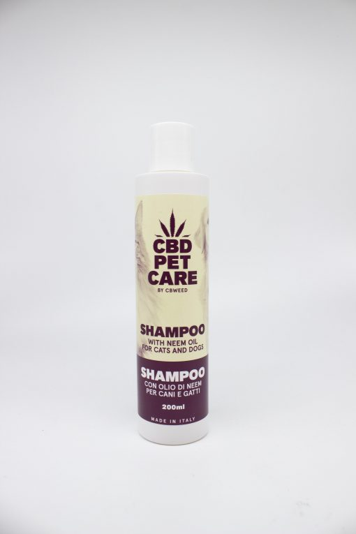 Shampoing pour chiens et chats