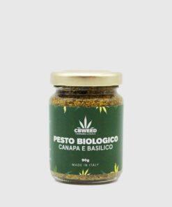 PESTO-CHANVRE-BASILIC