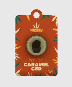 RÉSINE-CBWEED-CARAMEL-1G